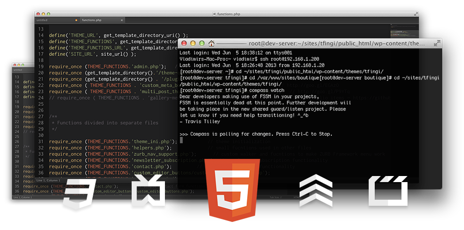 code-editor-with-badges
